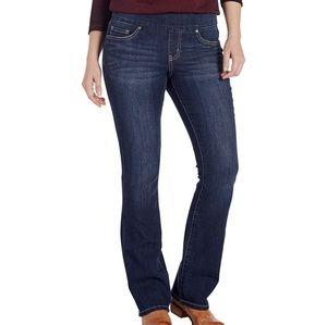 Jag Jeans Jeans - Jag Jeans High Rise Slim Leg Size 8